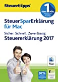 SteuerSparErklärung 2018 - Mac-Version (für Steuerjahr 2017) [Download]