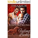 Feeling Lucky: A Shifter Mpreg Romance (Luck of the Draw Book 4)