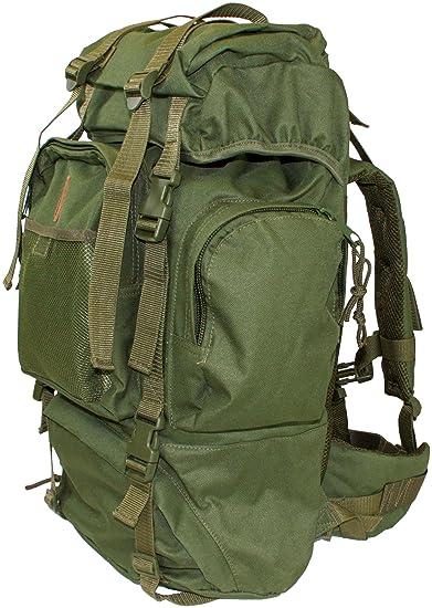 0b4898f4ec EUROHUNT Caccia Zaino Zaino per Trekking, 20 Litri, Verde: Amazon.it: Sport  e tempo libero