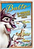 Balto 3-Movie Adventure Pack