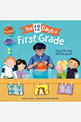 The 12 Days of First Grade Kindle Edition