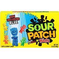 Sour Patch (1 Pack) Theater Box Kids 99g (3.50-Ouncex 1 Unit), 0.10-Kilogram