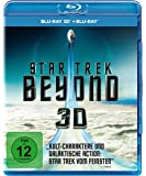 Star Trek 13 - Beyond  (inkl. 2D-Version) [3D Blu-ray]