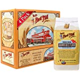 Bob's Red Mill Gluten Free Brown Rice Flour, 24 Ounce (Pack of 4)