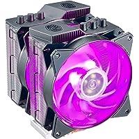 Air Cooler Para Processador Cooler Master MasterAir MA620P (RGB) Com 6 HeatPipes, Duas Ventoinhas 120mm e Torre Dupla