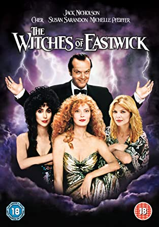 Image result for The Witches of Eastwick (1987)