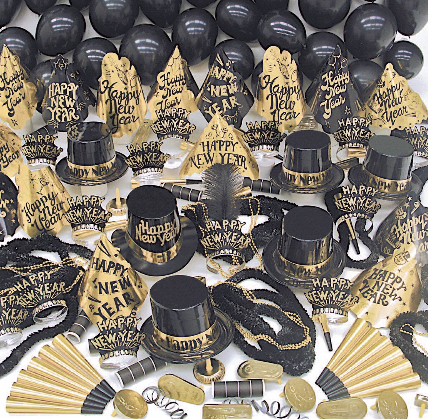 Gold Sensation Party Kit for 100 by PTMFG