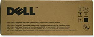 Dell Computer G910C Black Toner Cartridge 3130cn/3130cnd Laser Printers