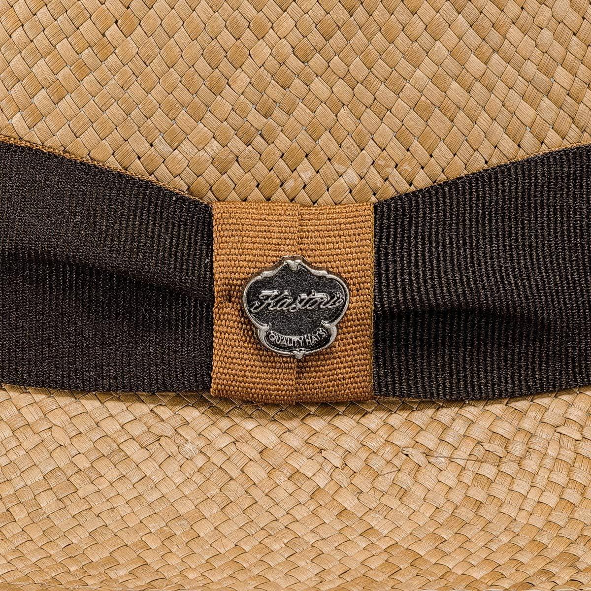 Kastori Silas Panamahut Straw Hat for Men and Women