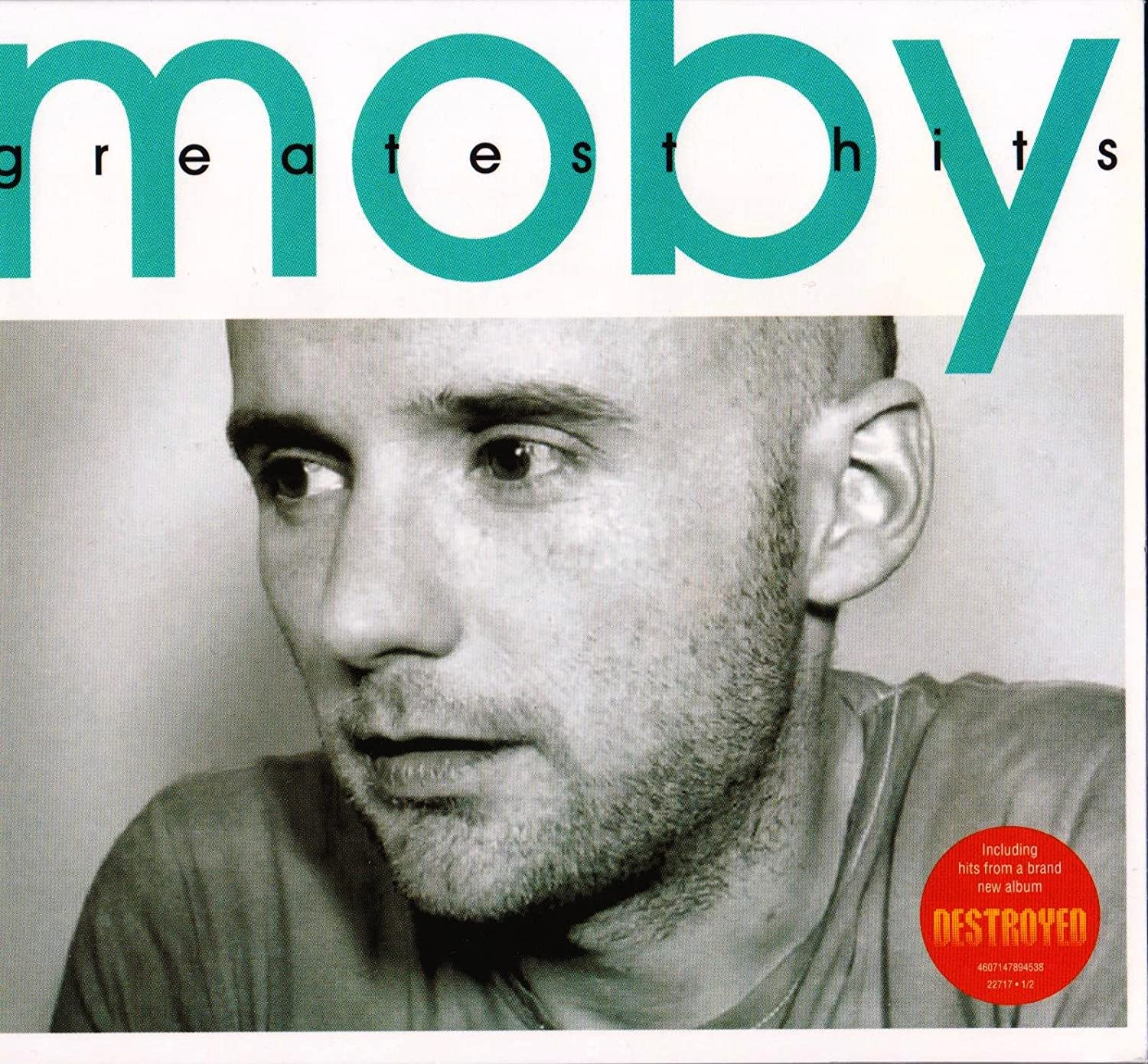 Moby - Greatest Hits (Import) (4PC) (CD)