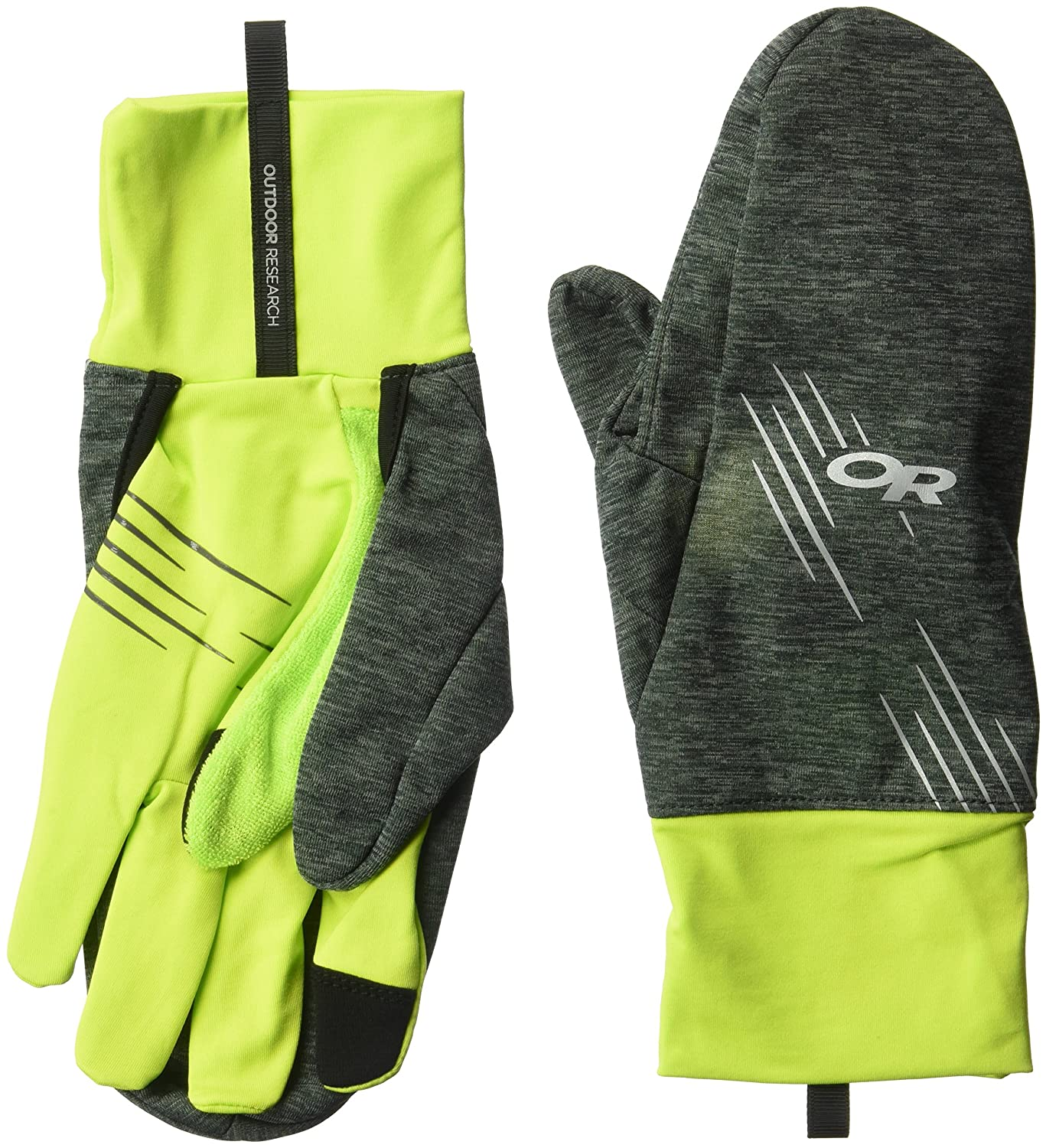 Outdoor Research Overdrive Convertible Handschuhe Fingerhandschuhe
