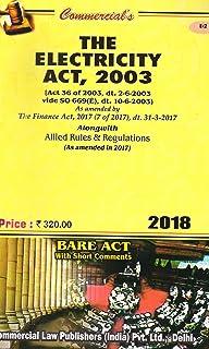 Pdf electricity act 2003