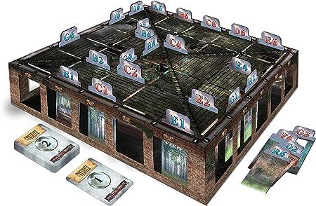 Gigamic Mystery House, JCMY: Amazon.es: Juguetes y juegos