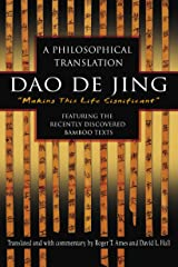 Dao De Jing: A Philosophical Translation Kindle Edition