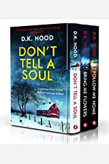 The Detectives Kane and Alton Series: Books 1-3 Kindle Edition