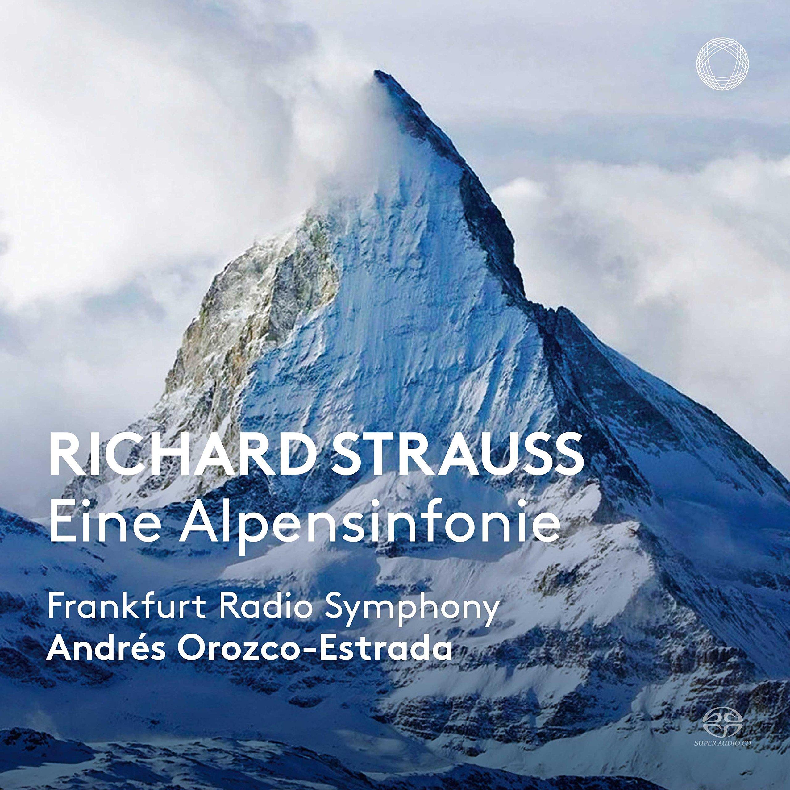 SACD : FRANKFURT RADIO SYMPHONY - Alpine Symphony (Hybrid SACD)