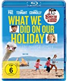What we did on our Holiday [Blu-ray]