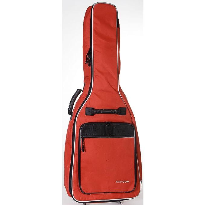 6 opinioni per GEWA 212112 Economy 3/4-7/8 Gig-Bag per Chitarra Classica, Resistente Agli