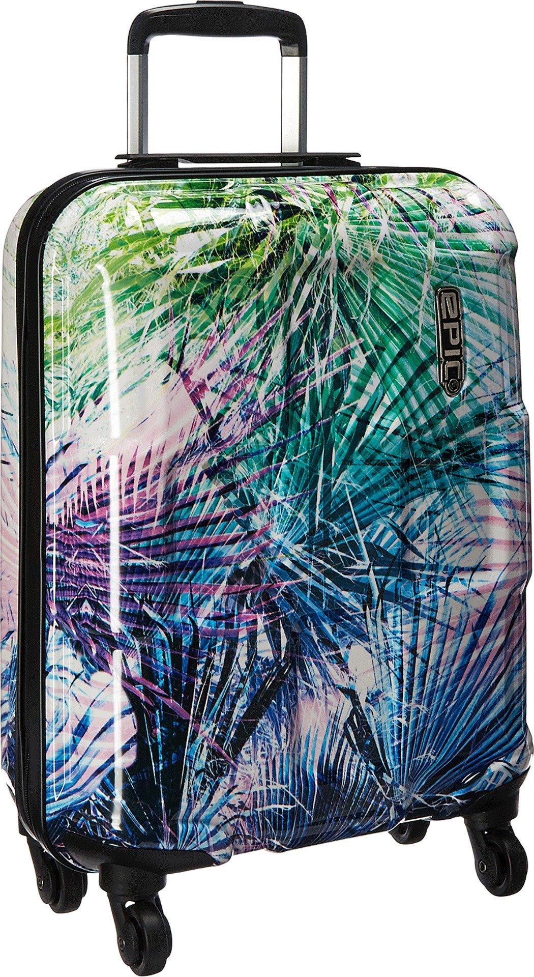 EPIC Travelgear Unisex Crate Wildlife EX 22'' Trolley Summer Shade Luggage
