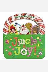 Jingle & Joy: Christmas Lift-a-Flap Board Book (Flip-a-Flap) Board book