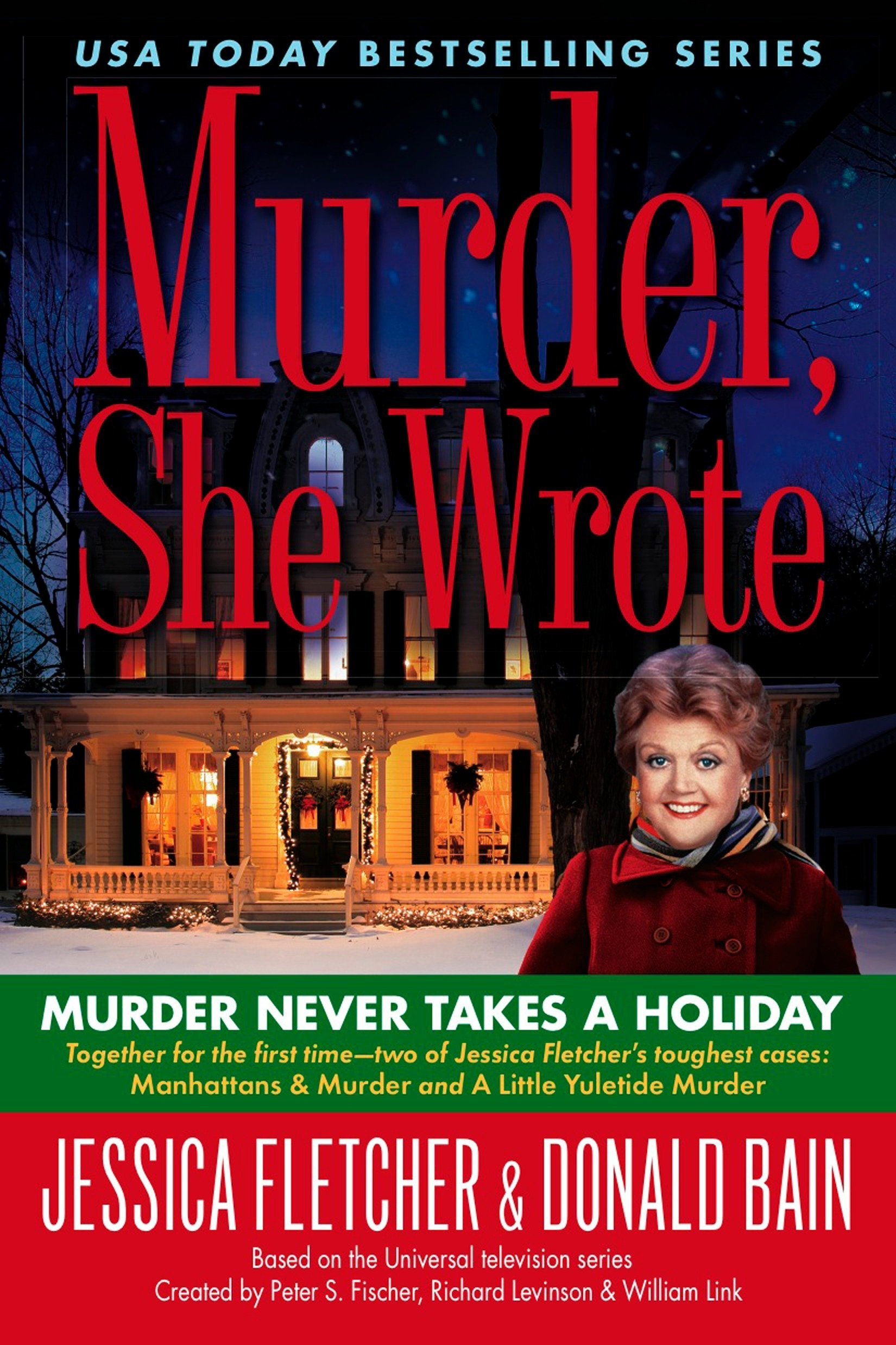 Read Online Murder, She Wrote: Murder Never Takes a Holiday ebook