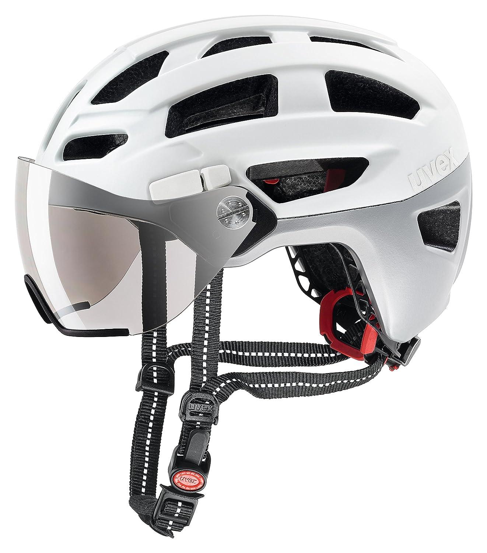 Uvex Finale Visor Casco Ciclismo, Unisex Adulto UVEYC|#Uvex