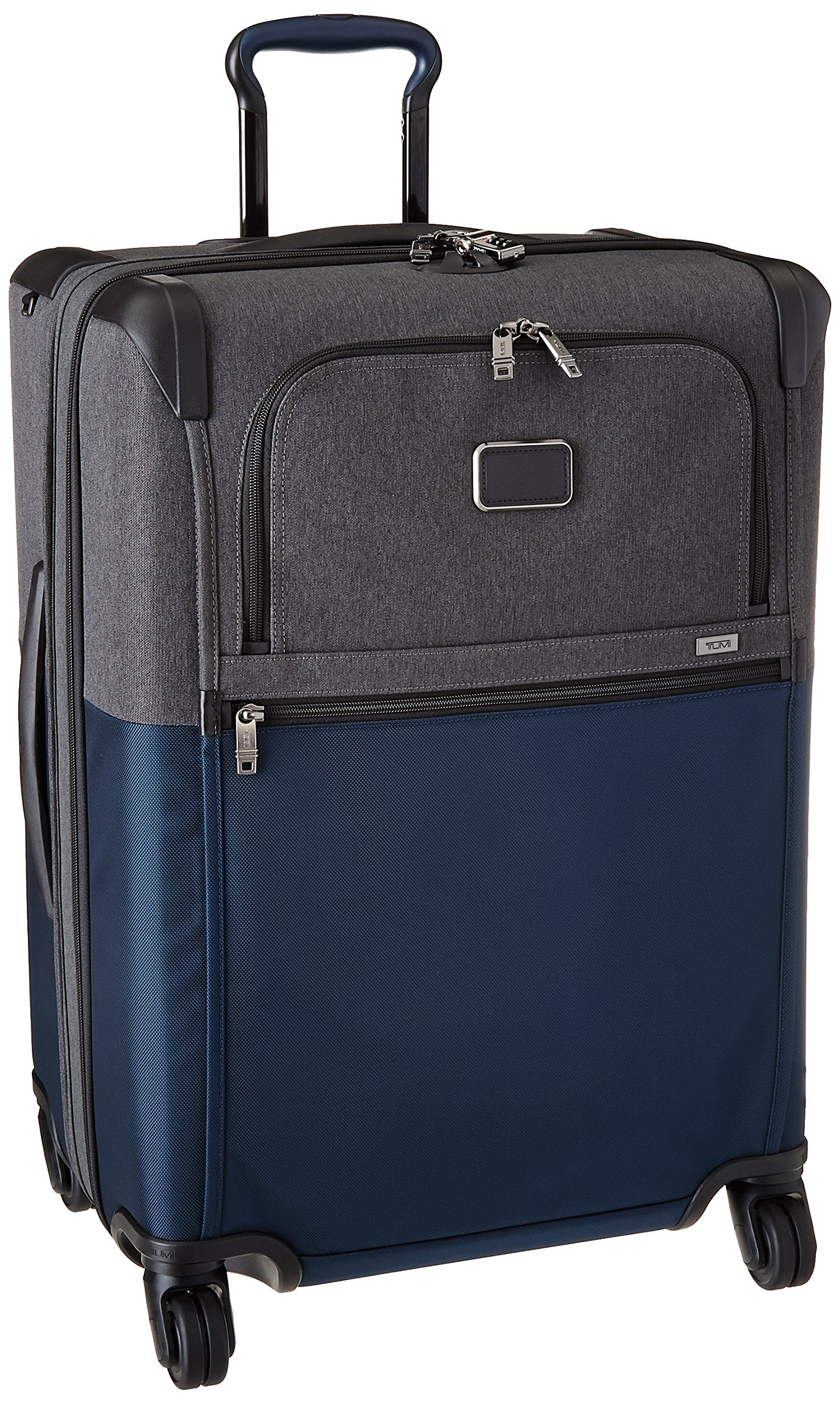 Tumi Alpha 2 Short Trip Expandable 4 Wheel Packing Case, Navy/Anthracite, One Size