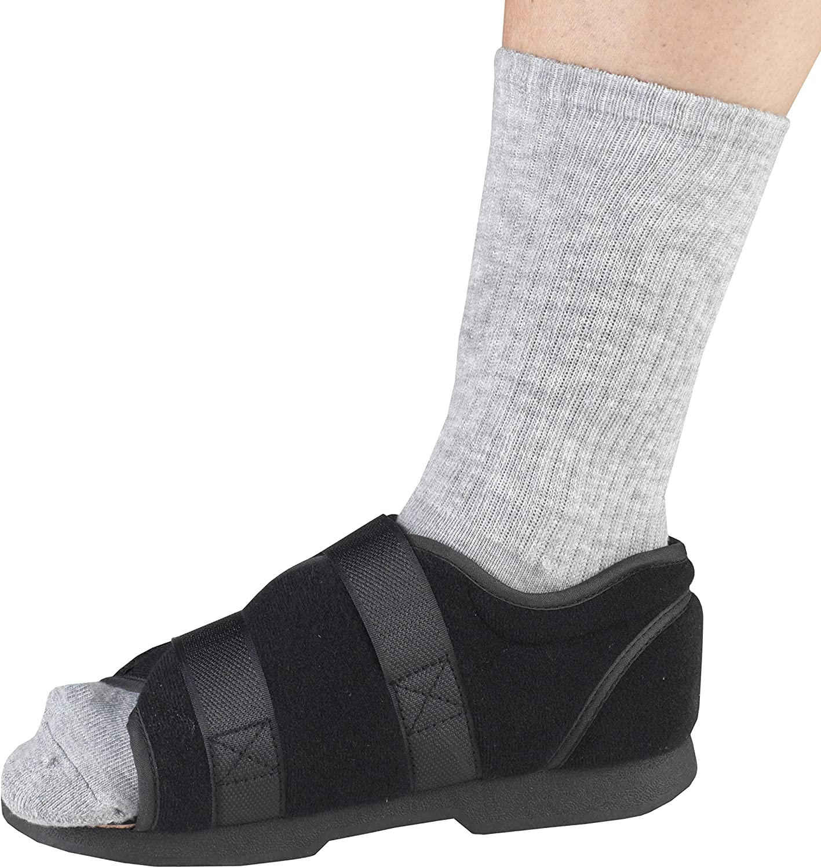 B000JNLMUK OTC Post-Op Shoe, Soft Top, for Men & Women, Small (Women) 91HXwhZ3W5L