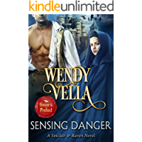 Sensing Danger (A Sinclair and Raven Novel Book 1)