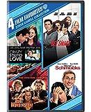 4 Film Favorites: Steve Carell Collection (DVD)