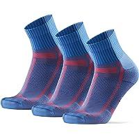 DANISH ENDURANCE Calcetines de Running Largas Distancias, para Hombre y Mujer, Acolchados, Transpirables, Calcetines de…