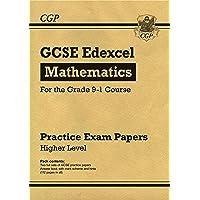 GCSE Maths Edexcel Practice Papers: Higher - for the Grade 9-1 Course (CGP GCSE Maths 9-1 Revision)