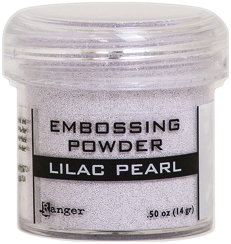 Lilac Pearl Ranger Embossing Powder