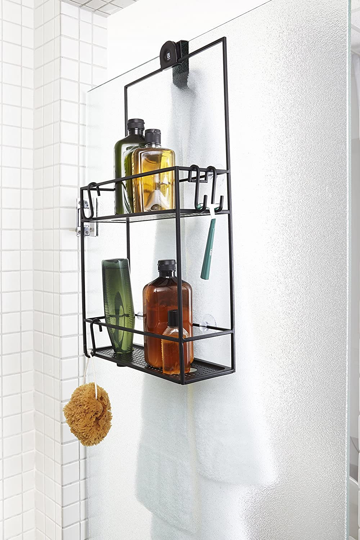 Amazon.com: Umbra Cubiko Shower Caddy, White: Home & Kitchen