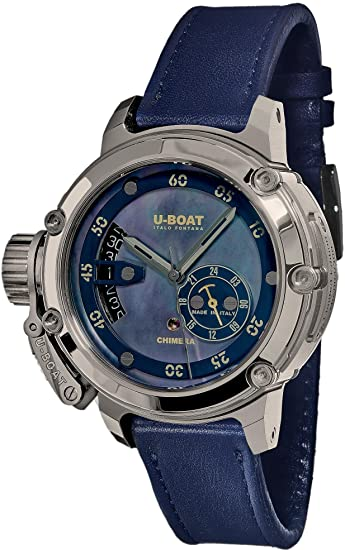 Reloj Automático U-Boat Chimera, Madre perla, 40 mm, Edición Limitada, 8087: U-BOAT: Amazon.es: Relojes