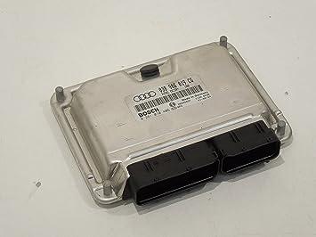 Audi A4 B6 (modelos 1.9 Tdi Diesel Motor Unidad de control ECU: Amazon.es: Coche y moto