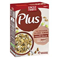 Uncle Tobys Plus Omega 3, 430g