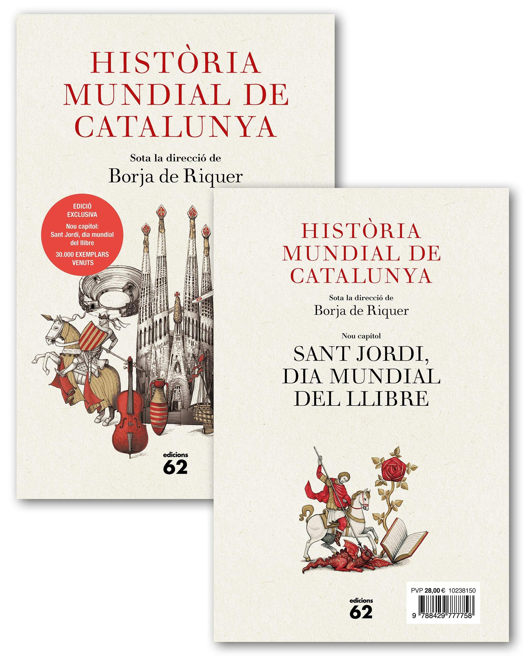 Pack Història Mundial de Catalunya + opuscle Llibres a lAbast ...