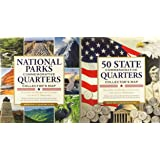 Quarters Collector's Maps Value Pack (Set of 2)