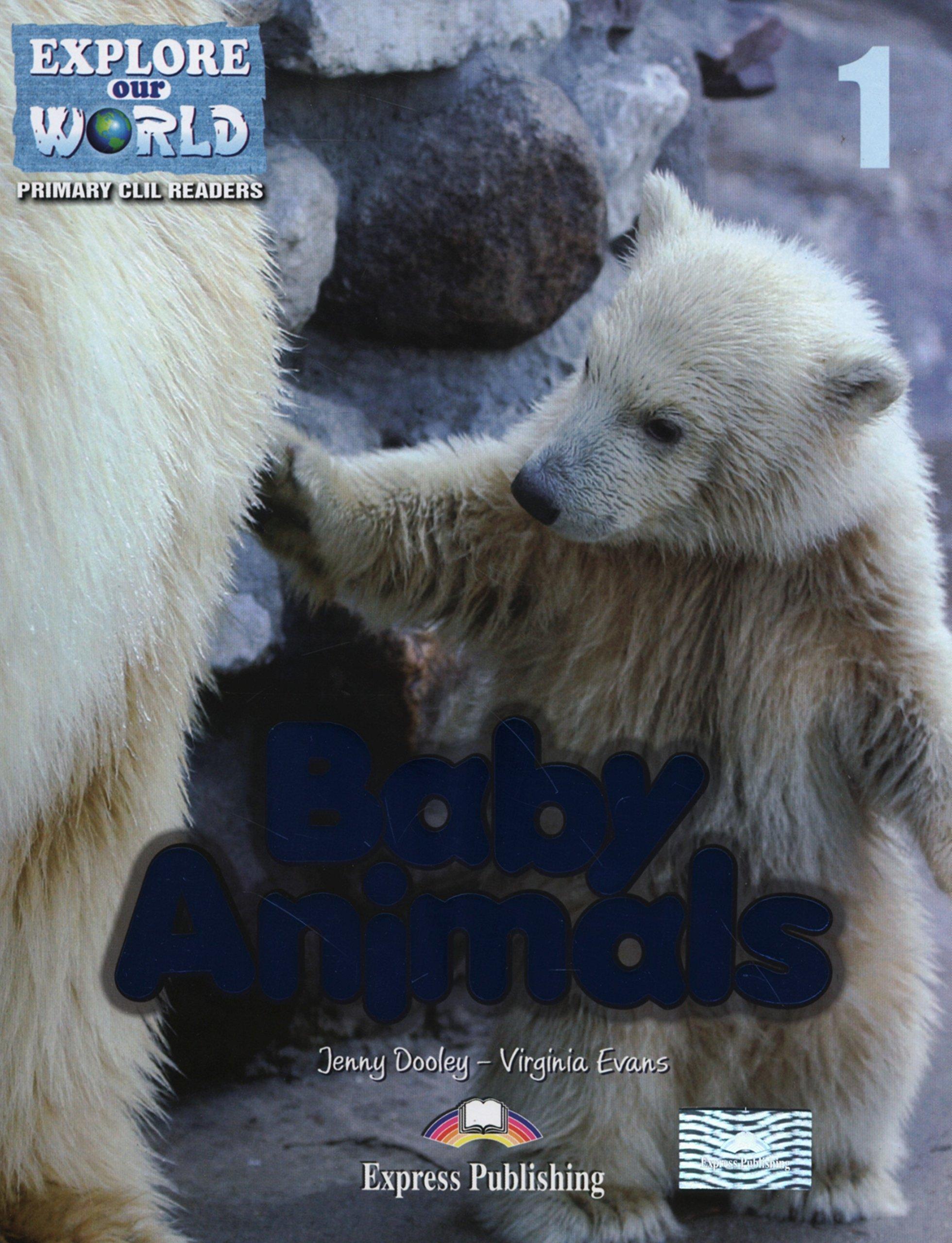 Download Baby Animals Poziom 1 pdf epub