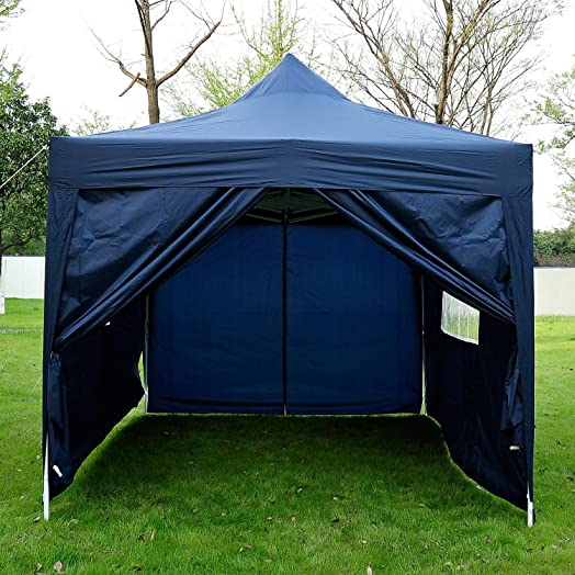 Outsunny 3m X 45m Pop Up Gazebo Party Tent Canopy Marquee Water Resistant Free