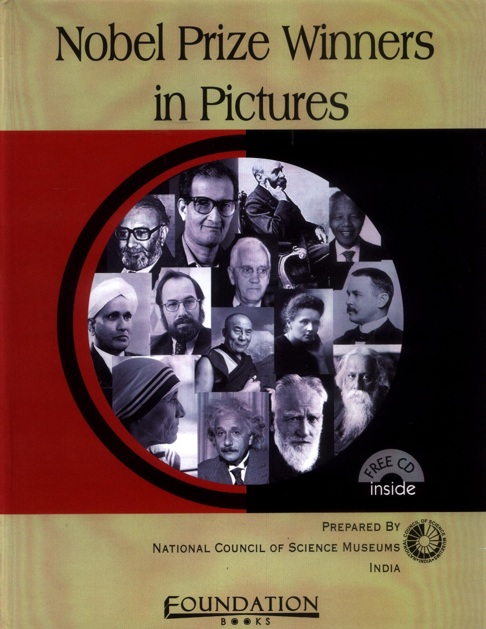 Download Nobel Prize Winners in Pictures with CD-ROM ebook