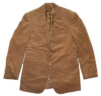 d40adcfe814a83 Image Unavailable. Image not available for. Color: Ralph Lauren Purple  Label Mens Corduroy Blazer ...