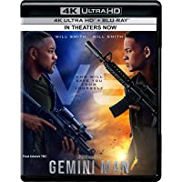 Gemini Man (4K UHD & HD) (2-Disc)