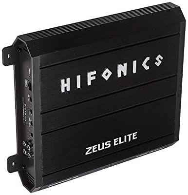 Hifonics Zeuz ELITE ZEX1350.1D Car Amplifier