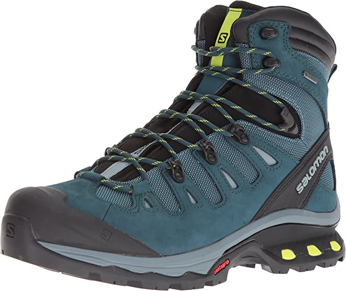 f500831eacd Salomon Men's Quest 4d 3 GTX High Rise Hiking Boots, (Mallard  Blue/Reflecting Pond/Acid L 000), 6.5 UK: Amazon.co.uk: Shoes & Bags