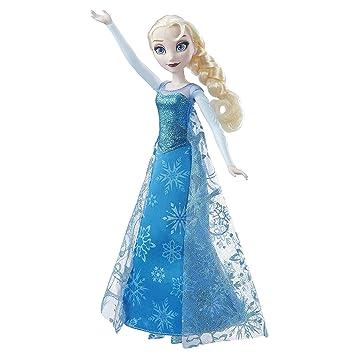 disney reine des neiges b61731010 la reine des neiges elsa chanteuse