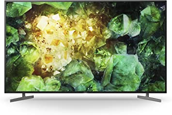 Sony KD-49XH8196PBAEP - Televisor 4K HDR Android TV (procesador X1 4K HDR, Triluminos, 4K X-Reality PRO, MotionFlow XR, Dolby Vision, Dolby Atmos, calibración automática caIMAN, control por voz): Amazon.es: Electrónica