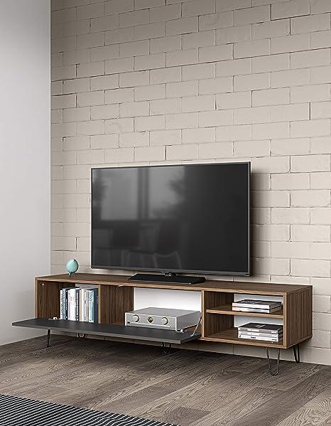 Modern Loft Mesa para Televisor Elektra A4: Amazon.es: Hogar