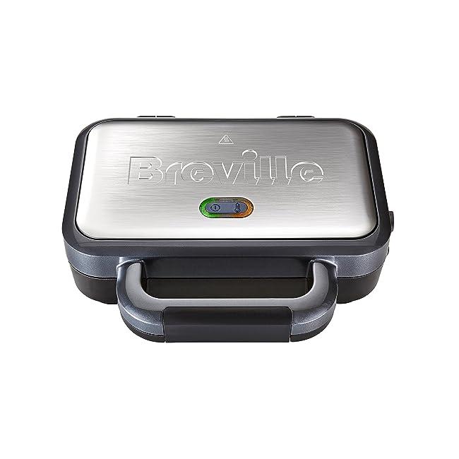Breville VST041 Deep Fill Sandwich Toaster, St...